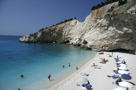 Beaches Near Lamia Greece
